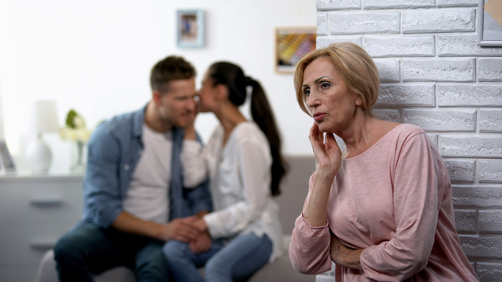 my passive-aggressive mother-in-law overrules my parenting choices, and my partner doesn't stand up for me: advice?