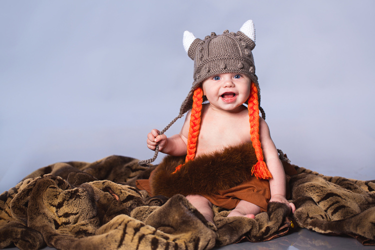 25 Viking Approved Nordic Baby Names That Bring the Hygge