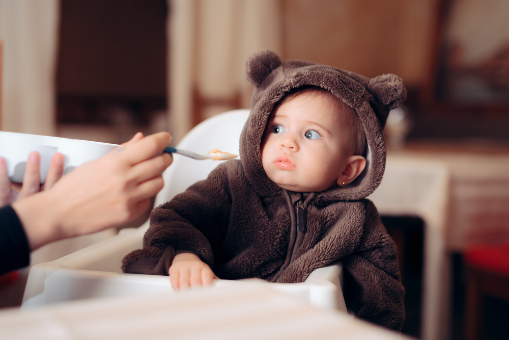 My Almost Year-Old Baby Refuses to Eat Anything Other Than Baby Food: Advice