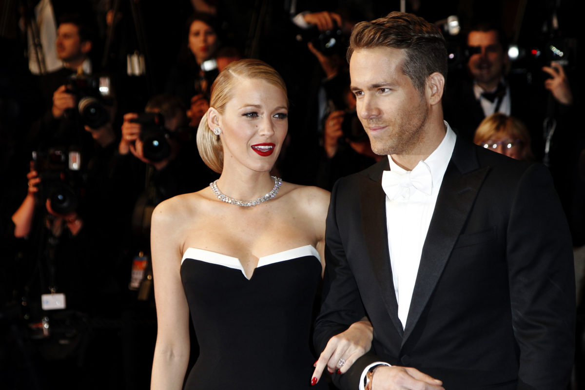 """ryan reynolds jokes that quarantine forced him to choose between his 'hollywood facing family' and his 'secret' family in denmark 