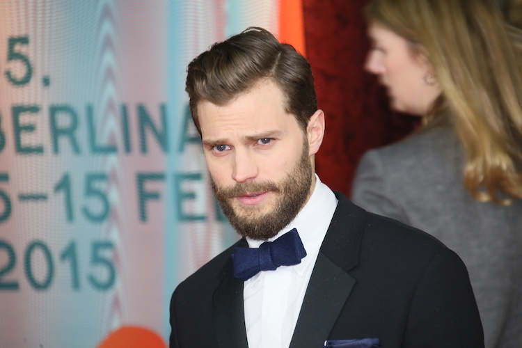 Jamie Dornan's Daughters Give Him a Hilarious Makeover, Say Hello to Jenny Dornan