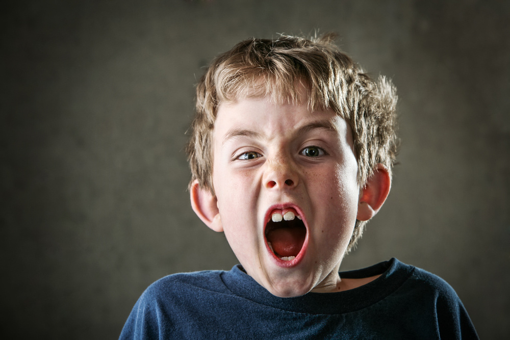 how can i get my hyperactive 3-year-old to calm down and listen?