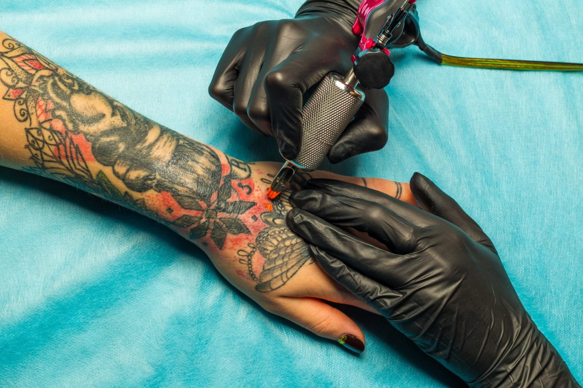 Husband Gives Wife Ultimatum: Get Another Tattoo And Our Marriage Is Over
