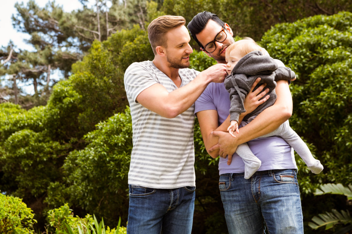 Dad Worries About How Showing PDA with Husband In Front of His Son Who Just Moved In Will Effect Him