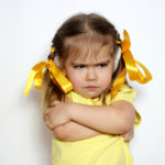 My Three-Year-Old Goes Out of Her Way to Upset the People Around Her: Advice?