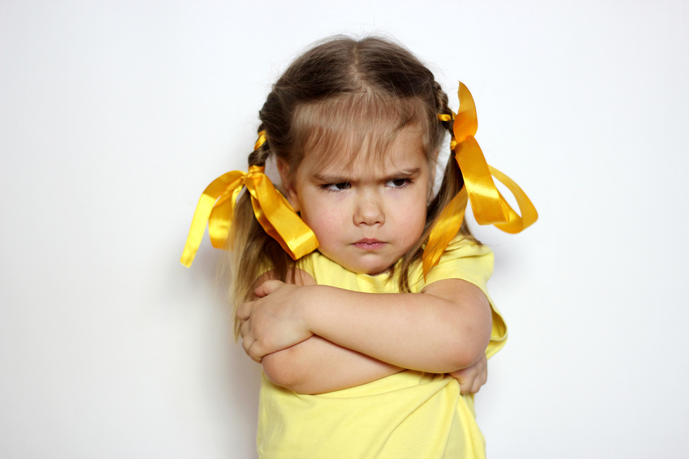 My Three-Year-Old Toddler Daughter Goes Out of Her Way to Upset the People Around Her: Advice?