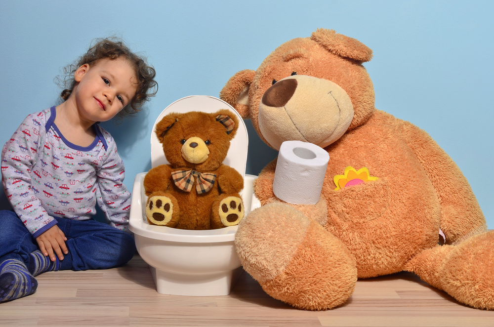 I'm Potty Training My Toddler, and He's Terrified of Going Number Two on the Toilet: Advice?
