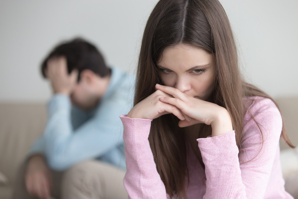 my boyfriend is amazing but i'm still not happy: do i owe it to our daughter to stay with him?
