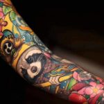 25 Full Sleeve Tattoos That Dazzle from Shoulder to Wrist