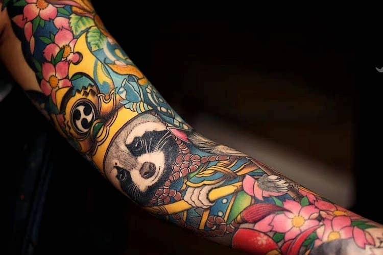 25 Full Sleeve Tattoos