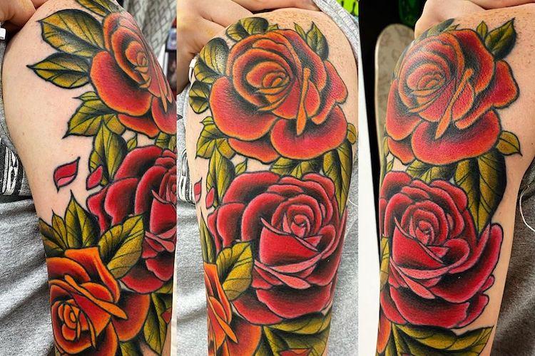 25 Half Sleeve Tattoos