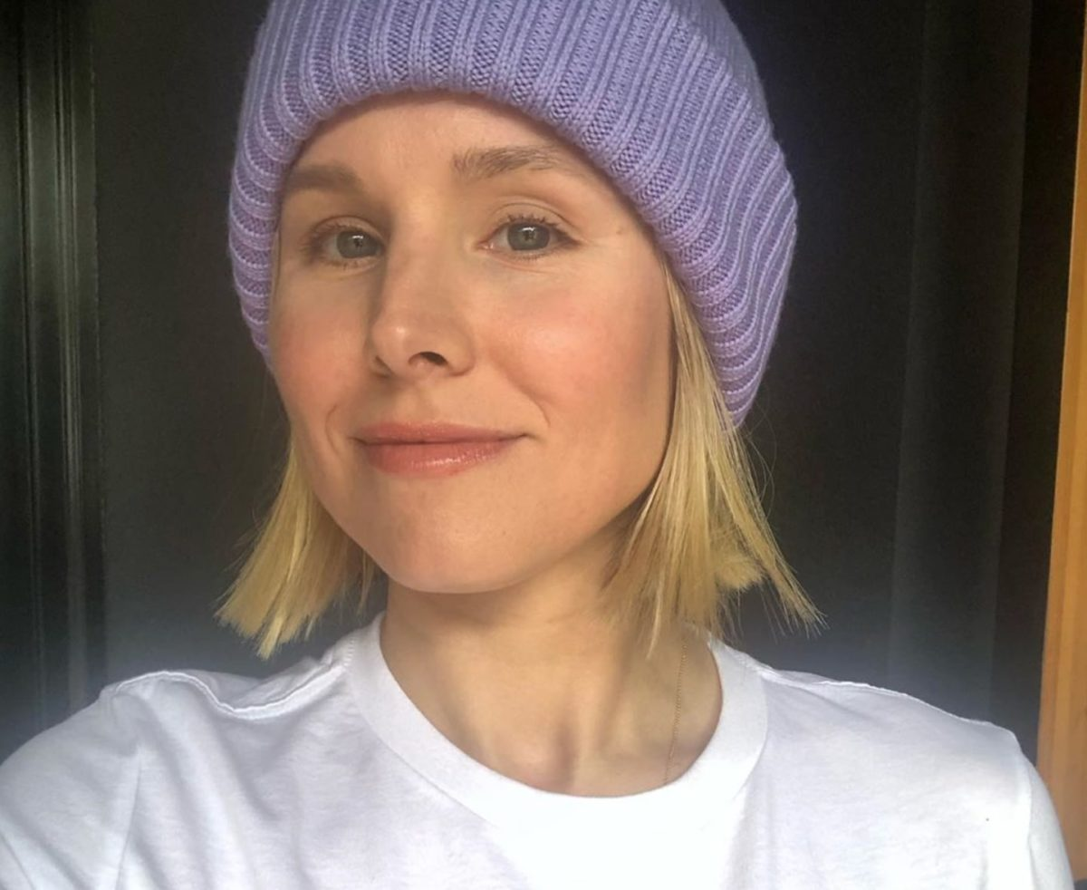 Kristen Bell Slams Mom-Shamers Over Youngest Wearing Diapers