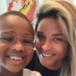 Ciara Writes Moving Message To 6-Year-Old Son Amidst George Floyd Protests