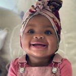 Gerber Baby Magnolia Earl Takes Her First Steps And It Is All On Video