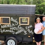 YouTubers Phil and Alex Congelliere Reveal New Daughter's Name Via Chicken Coop