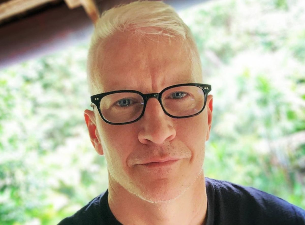 Anderson Cooper Reveals How Being A Dad Has Changed Him