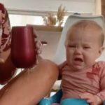 Mothers Throw Water Over Babies In TikTok Challenge
