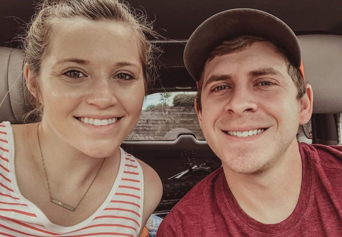 Joy-Anna Duggar And Austin Forsyth To Leave 'Counting On'