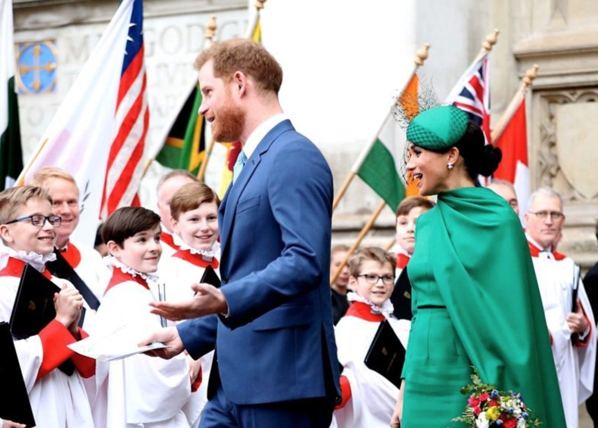 prince harry reveals fear of archie's future during pandemic