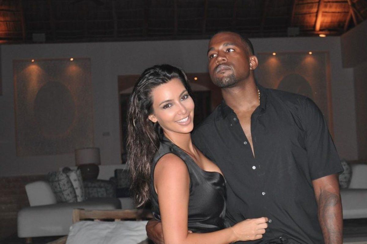Kim Kardashian Shares Adorable Photo Of West Family