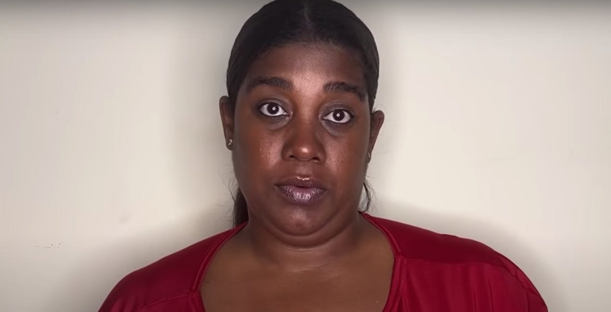 Video Of Black Mother Goes Viral, Asks Powerful Question