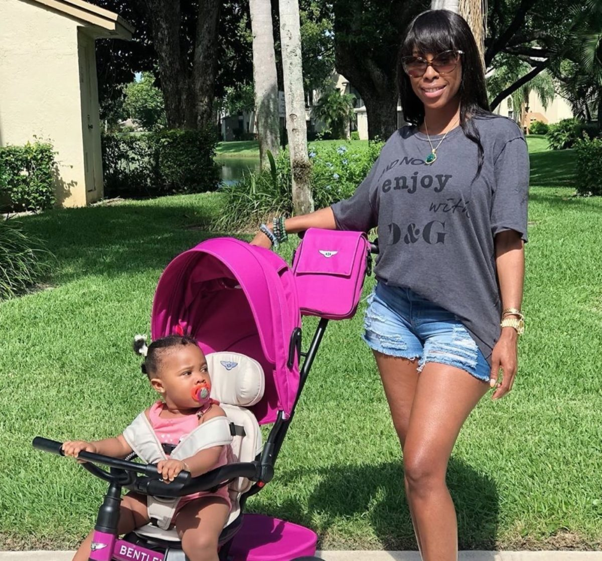 Future Offers Eliza Reign Just $1K a Month in Child Support