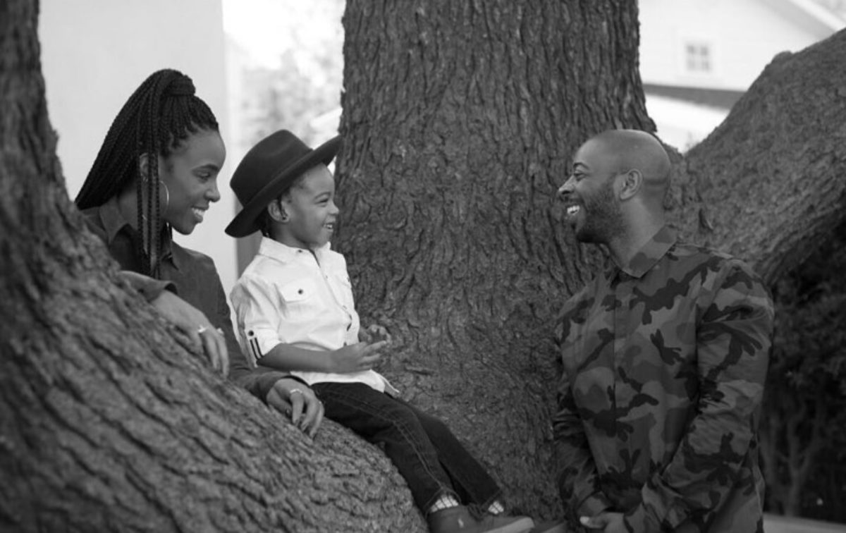 Kelly Rowland Had Anxiety Attack Before Meeting Her Father