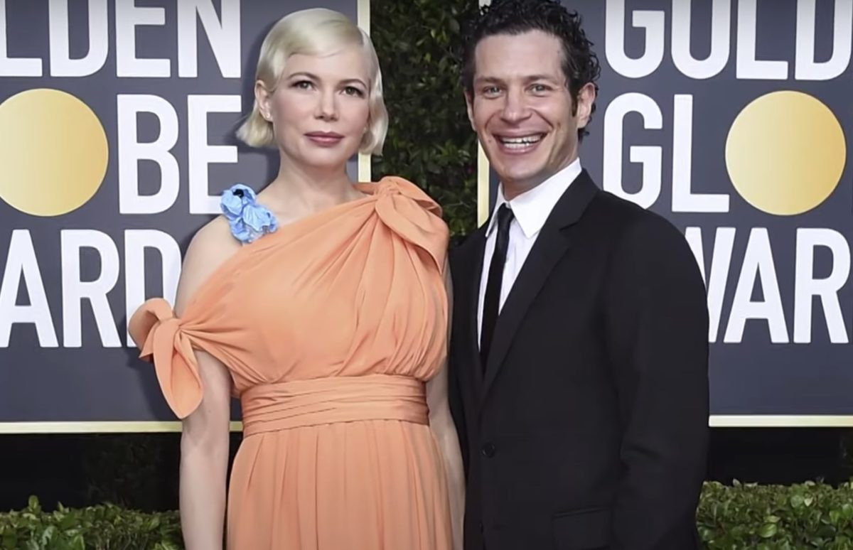 Michelle Williams and Thomas Kail Welcome First Baby Together