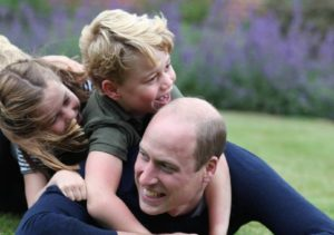 Kate Middleton Posts Dad Moment of Prince William And Kids