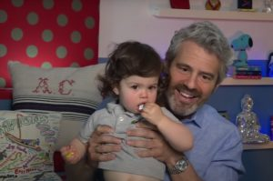 Andy Cohen and Anderson Cooper Virtually Introduce Sons