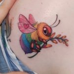 25 Inspiring LGBTQIA Pride Tattoos that Prove Rainbows Reign