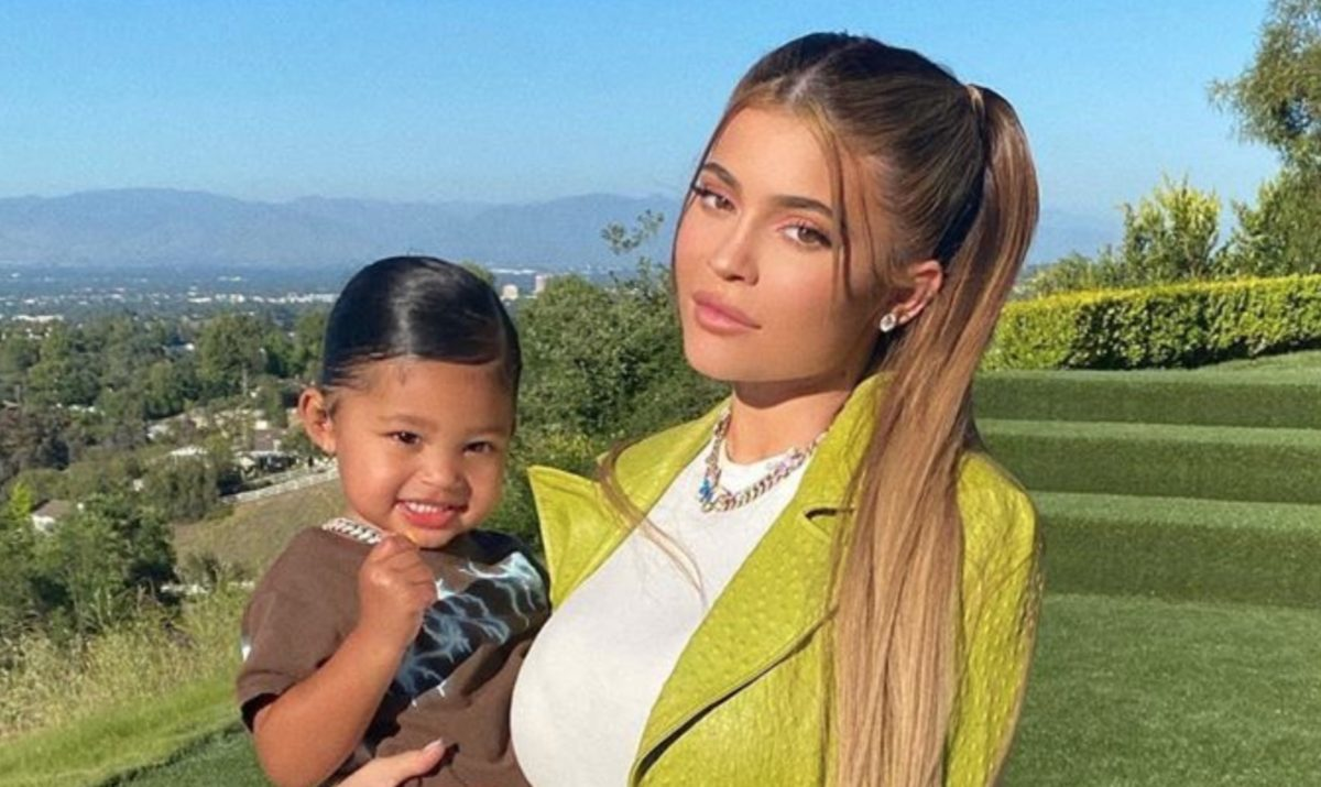 Kylie Jenner Shares Emotional Statement About Her Biracial Daughter and How Recent Tragic Events Affected Her as a Mother