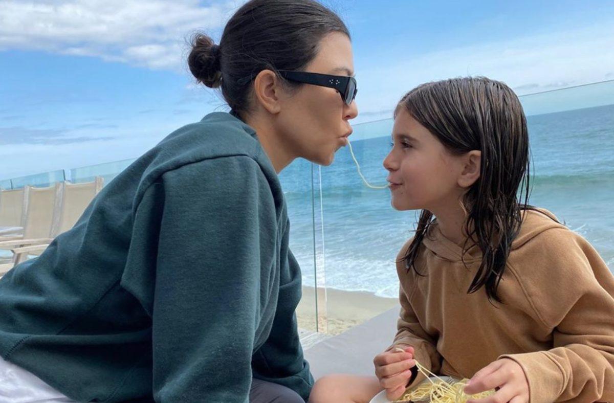 kourtney kardashian shares how she will make sure to teach her three children about their white privilege
