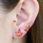 25 Ear Tattoos Ideas, Earmark for Later