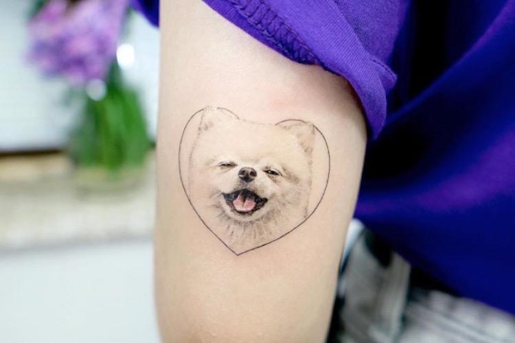 25 Precious Pet Tattoos that Will Warm Your Frigid Heart