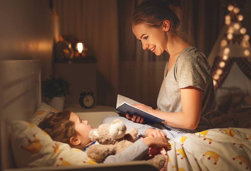 5 Tips to Help Your Child Sleep Through the Night