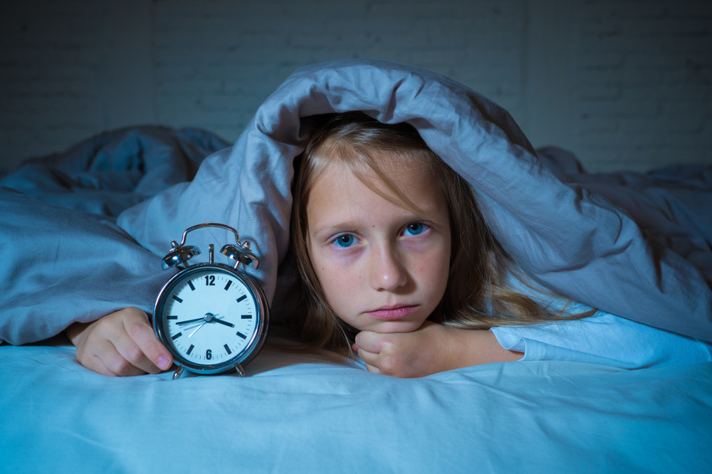 My 9-Year-Old Daughter Struggles with Going to Sleep at Night, and I've Tried Everything: Advice?