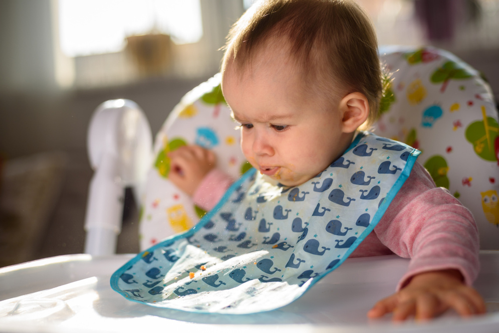 My One-Year-Old Daughter Has Suddenly Started Gagging and Spitting Out Her Food When She Eats: Advice?