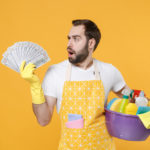 My Husband and I Split Household Costs 50/50, But He Definitely Doesn't Do 50 Percent of the Housework: Advice?