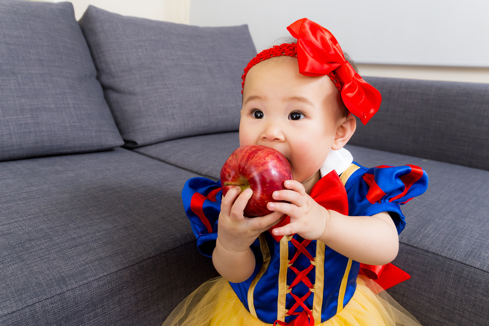 25 baby names for girls inspired by children's books and stories