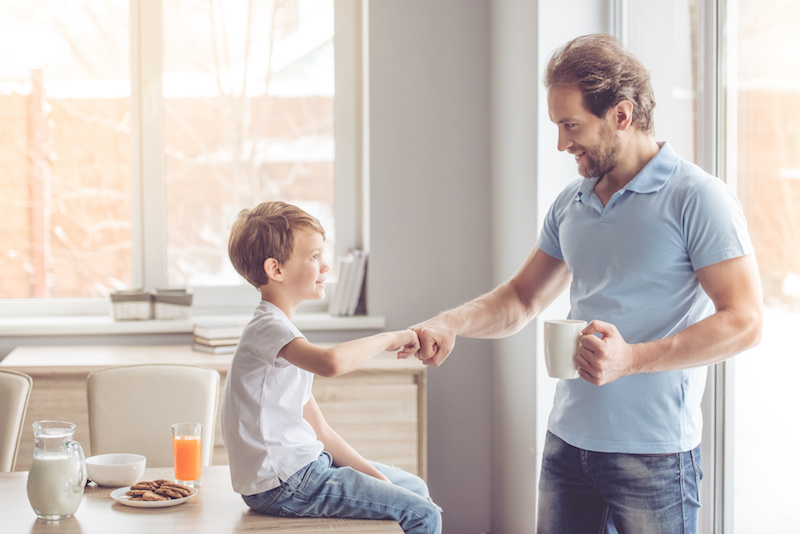 10 things you should never say to your son