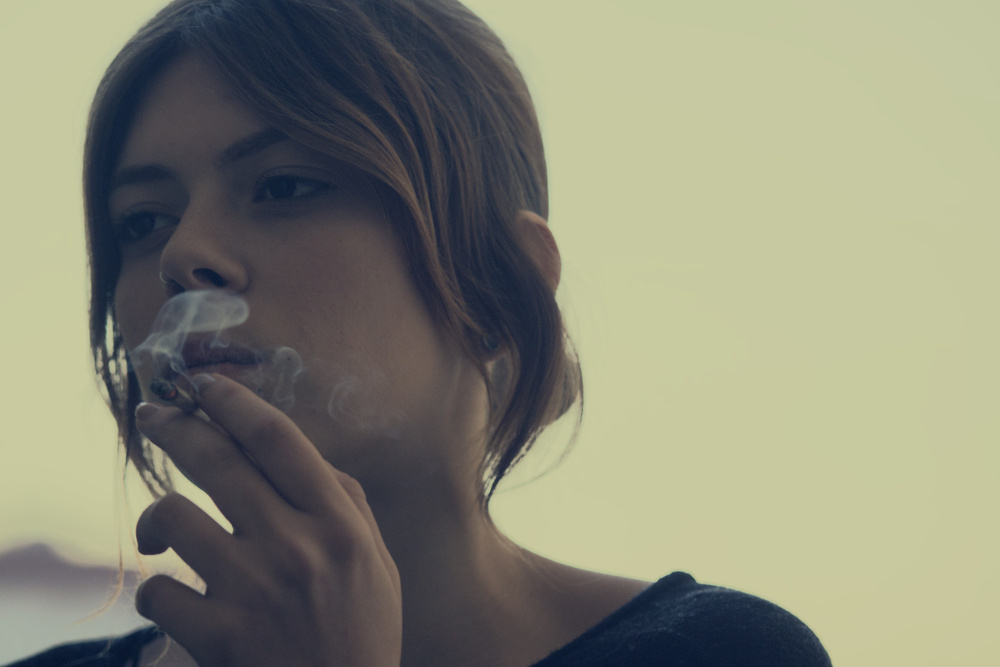 my ex-husband and i greatly disagree about our teenage daughters smoking weed: advice?