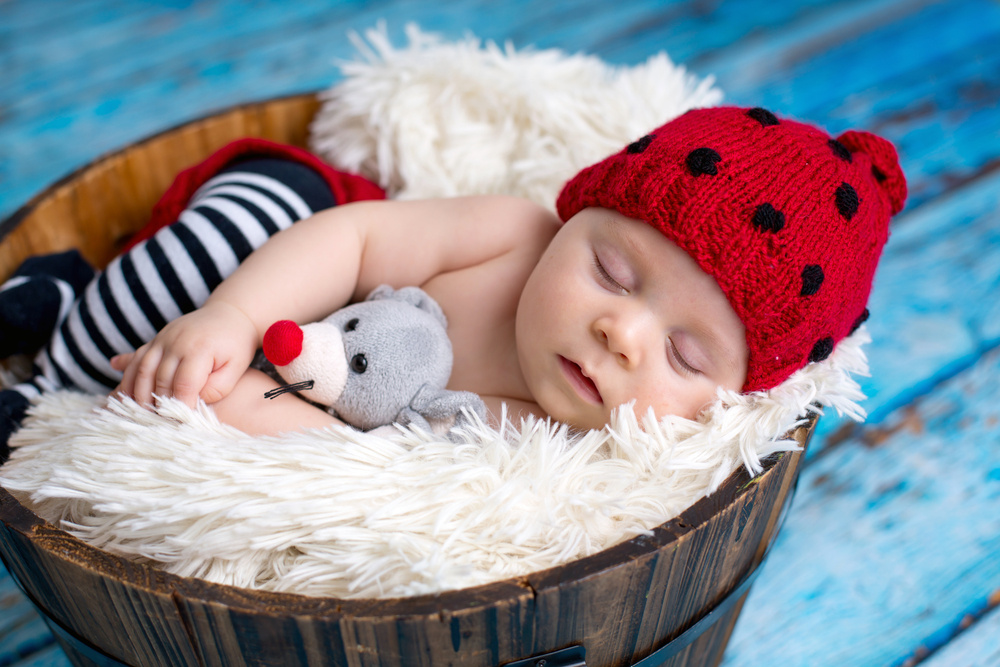 25 two-syllable baby names for boys that make an impression in just two beats