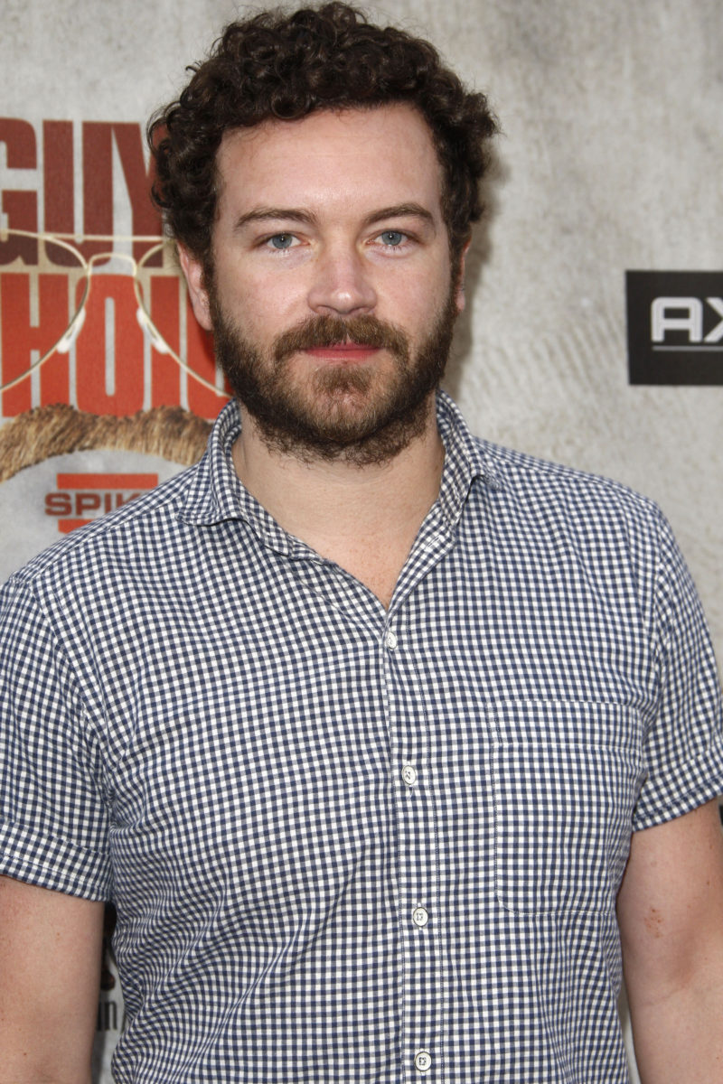 """danny masterson issues statement through lawyer after he is arrested and formally charged with forcibly raping 3 women   """"mr. masterson and his wife are in complete shock considering that these nearly 20-year-old allegations are suddenly resulting in charges being filed..."""""""