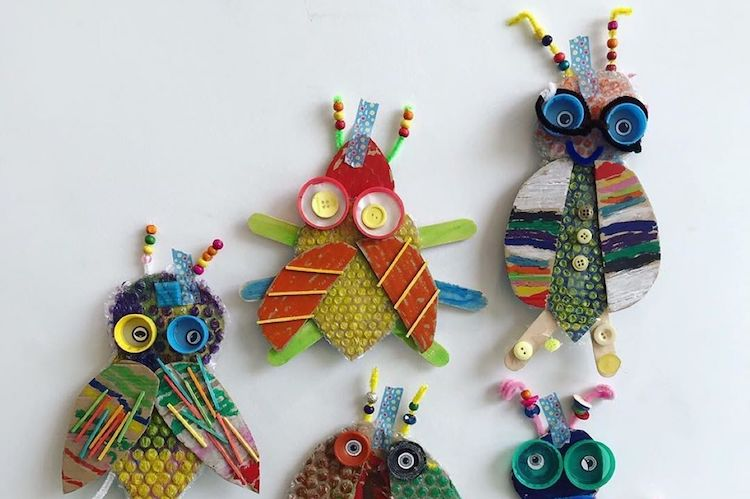 10 Kids Craft Ideas From Instagram We Love