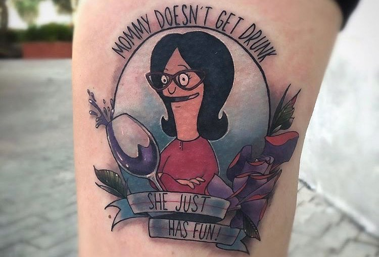 25 tattoos inspired by your favorite tv shows