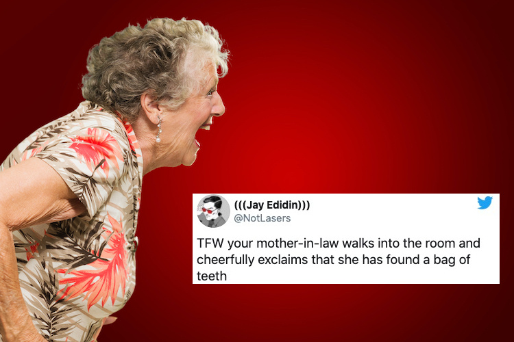 23 Funny Tweets About Mothers-in-Law That Prove Relationships Are Complicated
