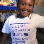6-Year-Old Girl Called Racist For Wearing 'Black Lives Matter' T-Shirt At Christian Daycare