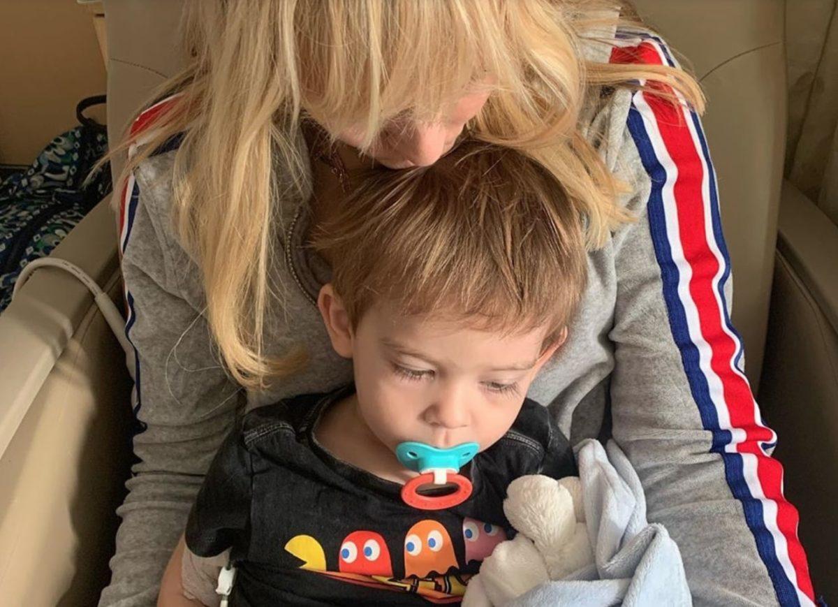 natasha bedingfield on son's brain surgery & new song