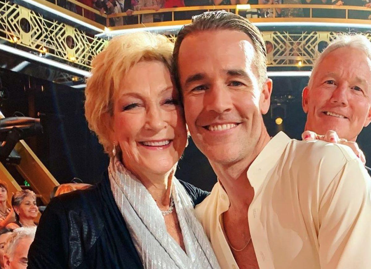 James Van Der Beek Mourns Loss Of Mother In IG Tribute